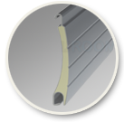 Ikona - Hliníková lamela - hliník